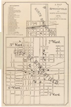 HISTORY AND DIRECTORY OF SPRINGFIELD AND NORTH SPRINGFIELD, CONTAINING A HISTORICAL SKETCH OF THE EARLY SETTLEMENT, GROWTH AND BUSINESS IMPORTANCE OF THESE CITIES....