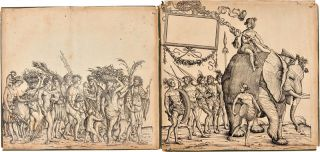 TWENTY-SIX WOODCUT PANELS FROM THE TRIUMPHAL PROCESSION OF HOLY ROMAN EMPEROR MAXIMILIAN I]....