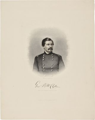 [COLLECTION OF FIFTY ENGRAVINGS OF CIVIL WAR UNION GENERALS, COLONELS, COMMODORES, AND OTHER NOTABLES, INCLUDING LINCOLN AND WASHINGTON, PUBLISHED DURING THE WAR].