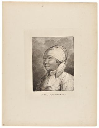 A WOMAN OF KAMTSCHATKA. Cook's Third Voyage