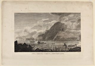 A VIEW OF CHRISTMAS HARBOR IN KERGUELEN'S LAND. Cook's Third Voyage