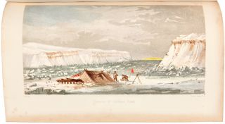 THE LAST OF THE ARCTIC VOYAGES; BEING A NARRATIVE OF THE EXPEDITION IN H.M.S. ASSISTANCE...IN SEARCH OF SIR JOHN FRANKLIN, DURING THE YEARS 1852-53-54. WITH NOTES ON THE NATURAL HISTORY....