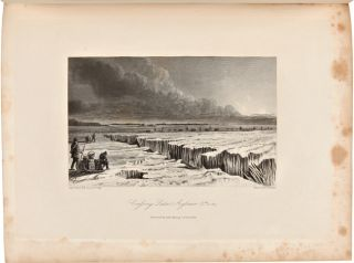 NARRATIVE OF THE ARCTIC LAND EXPEDITION TO THE MOUTH OF THE GREAT FISH RIVER, AND ALONG THE SHORES OF THE ARCTIC OCEAN, IN THE YEARS 1833, 1834, AND 1835.