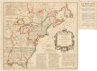 A SUMMARY, HISTORICAL AND POLITICAL, OF THE FIRST PLANTING, PROGRESSIVE IMPROVEMENTS, AND PRESENT STATE OF THE BRITISH SETTLEMENTS IN NORTH AMERICA....