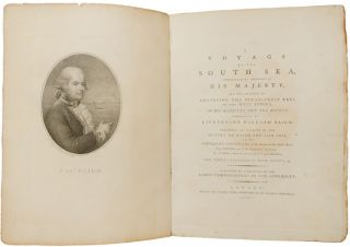A VOYAGE TO THE SOUTH SEA, UNDERTAKEN BY COMMAND OF HIS MAJESTY, FOR THE PURPOSE OF CONVEYING THE BREAD-FRUIT TREE TO THE WEST INDIES, IN HIS MAJESTY'S SHIP THE BOUNTY, COMMANDED BY LIEUTENANT WILLIAM BLIGH. INCLUDING AN ACCOUNT OF THE MUTINY ON BOARD THE SAID SHIP, AND THE SUBSEQUENT VOYAGE OF PART OF THE CREW, IN THE SHIP'S BOAT, FROM TOFOA, ONE OF THE FRIENDLY ISLANDS, TO TIMOR, A DUTCH SETTLEMENT IN THE EAST INDIES.
