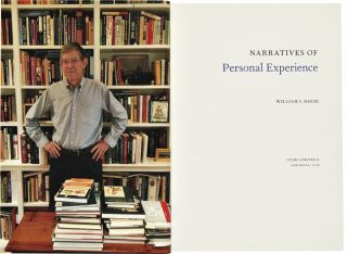 NARRATIVES OF PERSONAL EXPERIENCE. William S. Reese