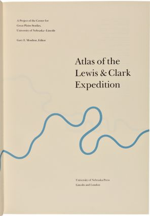 THE JOURNALS OF THE LEWIS AND CLARK EXPEDITION.