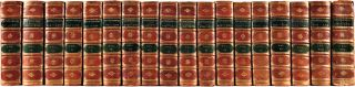ENCYCLOPAEDIA; OR, A DICTIONARY OF ARTS, SCIENCES, AND MISCELLANEOUS LITERATURE. Early American...