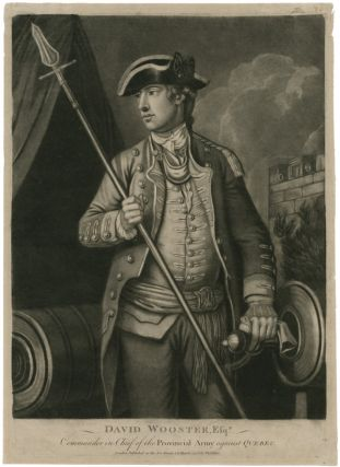 [COLLECTION OF EIGHT MEZZOTINT PORTRAITS OF AMERICAN OFFICERS AND LEADERS OF THE REVOLUTION].