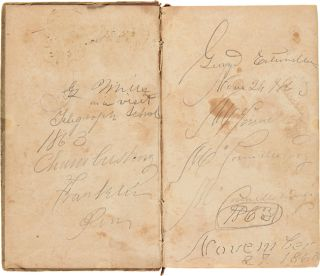 THE EAGLE AND HARP; A COLLECTION OF PATRIOTIC AND HUMOROUS SONGS AND ODES.