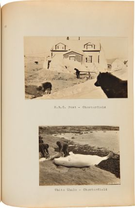 REPORT OF EXPLORATION & INVESTIGATION ALONG CANADA'S ARCTIC COAST LINE FROM THE DELTA OF THE MACKENZIE RIVER TO HUDSON BAY. 1925 - 1926.