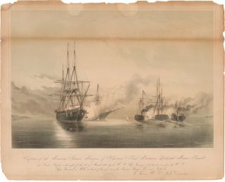 "CAPTURE OF THE MEXICAN STEAMERS ""MARQUES OF HAVANA"" & ""GENL. MIRAMON,"" ADMIRAL MARIN COMDG. AT..."