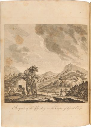 A VOYAGE TO THE CAPE OF GOOD HOPE, TOWARDS THE ANTARCTIC POLAR CIRCLE, AND ROUND THE WORLD: BUT CHIEFLY INTO THE COUNTRY OF THE HOTTENTOTS AND CAFFRES, FROM THE YEAR 1772, TO 1776.