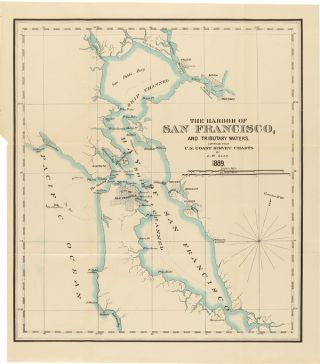 PORTS OF SAN FRANCISCO SAN DIEGO PUGET SOUND PORTLAND AND HONOLULU. COMPLIMENTS OF J.D. SPRECKELS & BROS. [cover title].