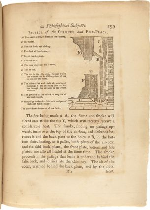 EXPERIMENTS AND OBSERVATIONS ON ELECTRICITY, MADE AT PHILADELPHIA IN AMERICA...TO WHICH ARE ADDED, LETTERS AND PAPERS ON PHILOSOPHICAL SUBJECTS. THE WHOLE CORRECTED, METHODIZED, IMPROVED, AND NOW FIRST COLLECTED INTO ONE VOLUME, AND ILLUSTRATED WITH COPPER PLATES.