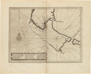 NIEUWE WERELT, ANDERS GHENAEMPT WEST- INDIEN.... [with:] EYGHENTLIJCKE BESCHRYVINGHE VAN WEST INDIEN. [with:] SPIEGHEL DER AUSTRALISCHE NAVIGATIE...[as issued].
