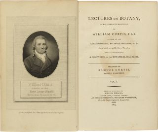 LECTURES ON BOTANY, AS DELIVERED TO HIS PUPILS.