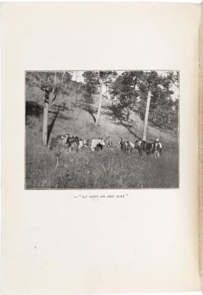 HUNTING BIG GAME IN THE SIERRAS OF CHIHUAHUA.
