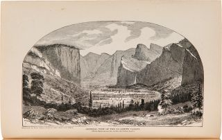 IN THE HEART OF THE SIERRAS THE YO SEMITE VALLEY, BOTH HISTORICAL AND DESCRIPTIVE: AND SCENES BY THE WAY. BIG TREE GROVES....