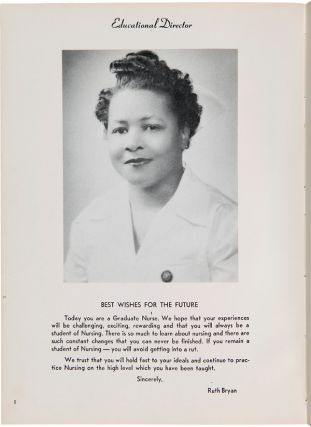 CITY OF NEW YORK HARLEM HOSPITAL H.H.S.N. 1959 [cover title].