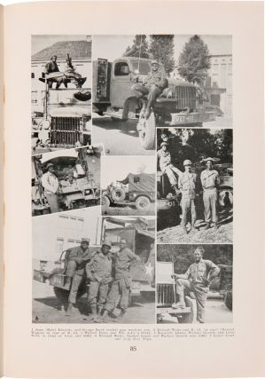HISTORY OF THE 43d SIGNAL HEAVY CONSTRUCTION BATTALION FROM ACTIVATION TO V-J DAY (7 FEBRUARY 1944 TO 2 SEPTEMBER 1954).