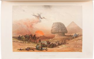 THE HOLY LAND, SYRIA, IDUMEA, ARABIA, EGYPT, & NUBIA. AFTER LITHOGRAPHS BY LOUIS HAGHE...WITH...
