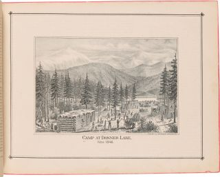 HISTORY OF NEVADA COUNTY CALIFORNIA WITH ILLUSTRATIONS DESCRIPTIVE OF ITS SCENERY, RESIDENCES, PUBLIC BUILDINGS, FINE BLOCKS, AND MANUFACTORIES. FROM ORIGINAL SKETCHES BY ARTISTS OF THE HIGHEST ABILITY.