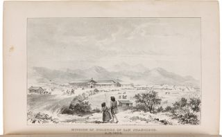 THE COLONIAL HISTORY OF THE CITY OF SAN FRANCISCO: BEING A NARRATIVE ARGUMENT IN THE CIRCUIT COURT OF THE UNITED STATES FOR THE STATE OF CALIFORNIA, FOR FOUR SQUARE LEAGUES OF LAND CLAIMED BY THAT CITY AND CONFIRMED TO IT BY THAT COURT.