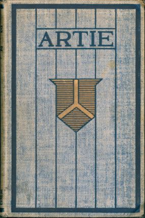 ARTIE A STORY OF THE STREETS AND TOWN. George Ade