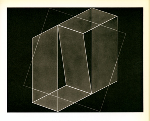 DESPITE STRAIGHT LINES AN ANALYSIS OF HIS GRAPHIC CONSTRUCTIONS BY FRANCOIS BUCHER CAPTIONS BY...