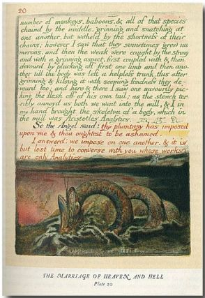 A BIBLIOGRAPHY OF WILLIAM BLAKE.