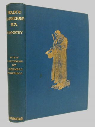 BABOO JABBERJEE B.A. F. Anstey, pseud. of Thomas Anstey Guthrie