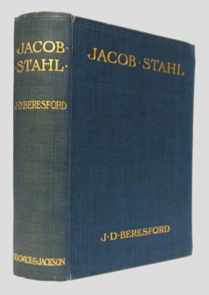 THE EARLY HISTORY OF JACOB STAHL. J. D. Beresford