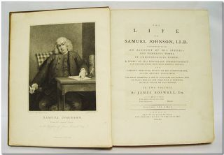 THE LIFE OF SAMUEL JOHNSON, LL.D. COMPREHENDING AN ACCOUNT OF HIS STUDIES AND NUMEROUS WORKS....
