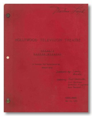 HOLLYWOOD TELEVISION THEATRE IBSEN'S MASTER BUILDER A VERSION FOR TELEVISION. Edward Bond,...