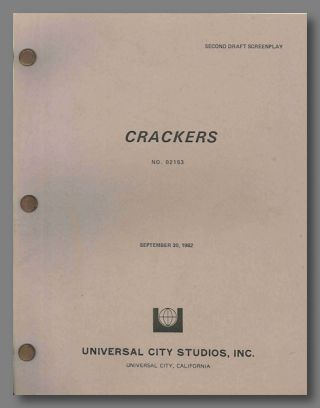 CRACKERS. Louis Malle, Jeffrey Alan Fiskin, director, screenwriter
