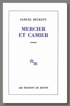 MERCIER AT CAMIER. Samuel Beckett