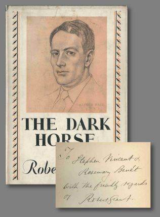 THE DARK HORSE A STORY OF THE YOUNGER CHIPPENDALES. Robert Grant