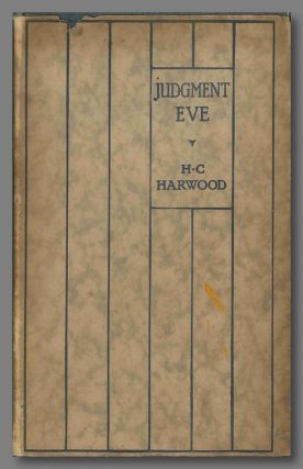 JUDGMENT EVE STORIES. Harwood. H. C
