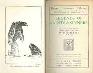 LEGENDS OF SAINTS & SINNERS. ed, trans