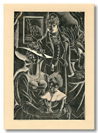Untitled Wood Engraving]. John Austen