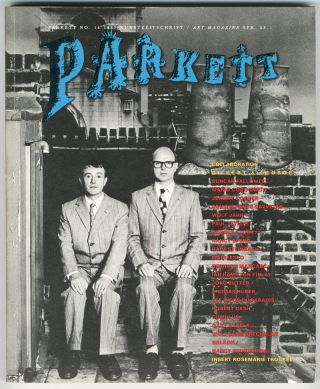 PARKETT [Whole number 14]. Gilbert, George, Rosemarie Trockel