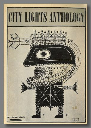CITY LIGHTS ANTHOLOGY. Anthology, Lawrence Ferlinghetti, ed.