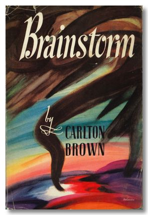 BRAINSTORM. Carlton Brown