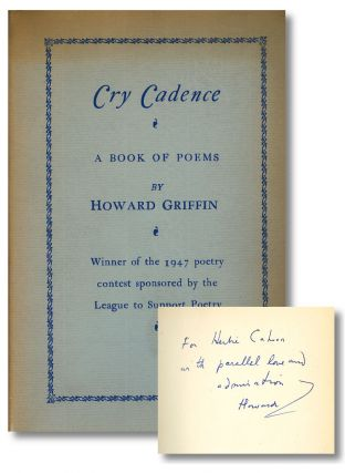 CRY CADENCE. Howard Griffin