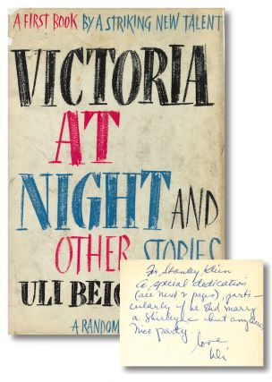 VICTORIA AT NIGHT AND OTHER STORIES. Uli Beigel