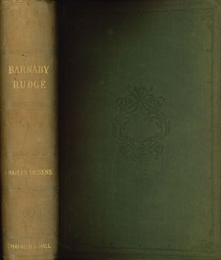 BARNABY RUDGE. Charles Dickens
