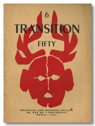 TRANSITION FIFTY [Whole Number Six]. Samuel Beckett