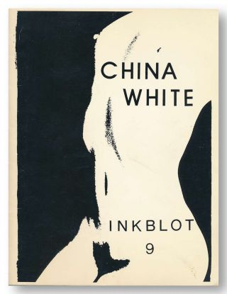 INKBLOT 9 ... CHINA WHITE. Theo Green, ed