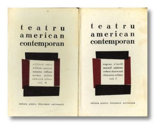 TEATRU AMERICAN CONTEMPORAN. Anthology